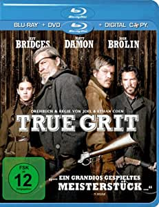 True Grit  (+ DVD) [Edizione: Germania]