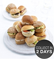 Classic Mini Roll Platter (16 pieces)