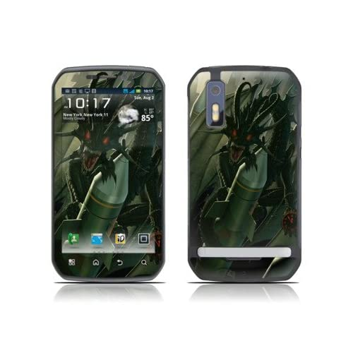 Doomsday Design Decorative Skin Cover Decal Sticker for Motorola Photon Cell Phone