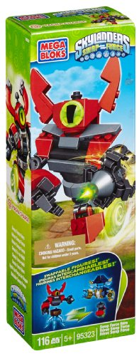 Mega Bloks Skylanders Magna Charge Buildable Figure - 1