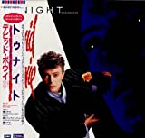 DAVID BOWIE / TONIGHT