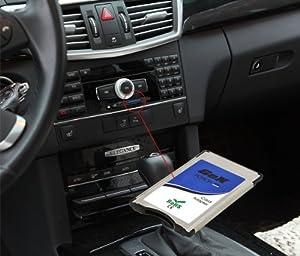 Sd hc card adapter converter for mercedes benz pcmcia for Pcmcia mercedes benz
