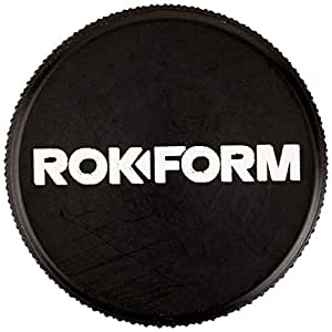 RokForm Lil'Rok Magnet Mount Compatible with all v3 Rokform RokBed and RokShield Mountable Cases (Black)