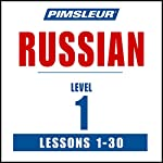 Russian Level 1: Learn to Speak and Understand Russian with Pimsleur Language Programs |  Pimsleur