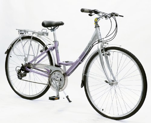 Viking Vantage Ladies 21sp Hybrid Bike 16