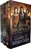 The Academy Journals First Trilogy Box Set: Books 1-3 of the Academy Journals