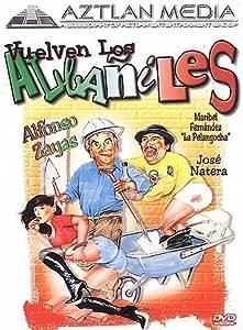 Amazon.com: Vuelven los Albaniles: Maribel Fernandez, Jose