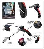 Car Handle - Auto-Griff - Nothammer & Griff Fensterbrecher Gurtschneider