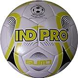 Indpro Unisex Sumo Football 5 Black Yellow