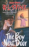 img - for The Boy Next Door (Fear Street, No. 39) book / textbook / text book