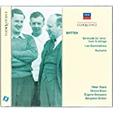 Britten: Serenade for tenor, horn & strings; Les Illuminations; Nocturne
