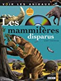 Les mammifères disparus (1DVD)