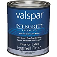 Integrity Eggshell Latex Interior Wall Paint And Primer In One Paint-INT EGG CLE