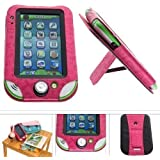Ultimate Addons Kids PU Leather Folio Case with Stand for Leapfrog LeapPad Ultra / Ultra XDi