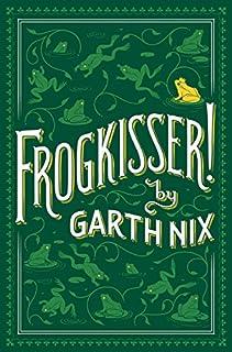 Book Cover: Frogkisser!