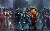 Magic The Gathering poster 40 inch x 24 inch / 21 inch x 13 inch