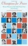 img - for Champions for Peace: Women Winners of the Nobel Peace Prize book / textbook / text book
