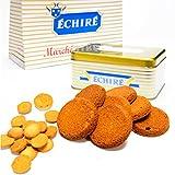 エシレ ECHIRE マルシェ オ ブール 24枚 ゴールド缶 バター100% サブレ ガレット 芳醇な味わい 使用エシレバター クッキー スイーツ 発酵バター ギフト