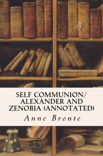 Self Communion/Alexander and Zenobia (annotated)