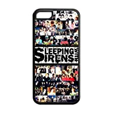 buy Popular Rock Band Sleeping With Sirens Iphone 5C Hard Cover Case Mystic Zone