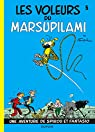 Spirou et Fantasio, tome 5 : Les Voleurs du Marsupilami par Franquin