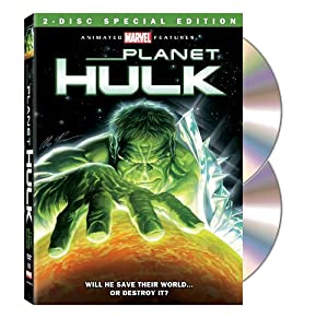 Planet Hulk (Two Disc Special Edition) by Lions Gate