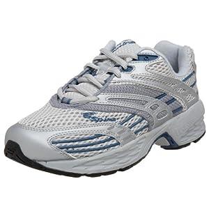 Spira Women's Genesis2 Mesh Running Shoe,Grey/Slate,5 M