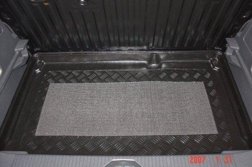 Kofferraumwanne mit Anti-Rutsch passend für Opel Corsa D 2006- unterer Kofferraumteil