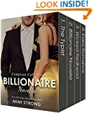 Billionaire Novelist - Boxed Set (Billionaire Erotic Romance)