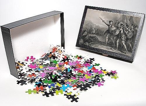 Photo Jigsaw Puzzle Of Burns/Bannockburn March