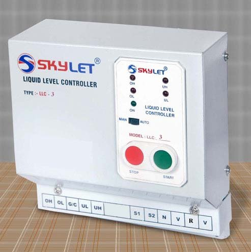 Fully Automatic Water Level Controller For 3 Phase Mono Block & Submersible Pump With 6 Sensors & 1 Year Warranty...