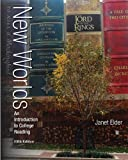 img - for New Worlds: An Introduction to College Reading by Cortina Joe Elder Janet (2007-03-07) Paperback book / textbook / text book