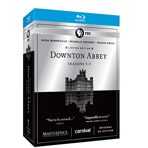 downton abbey christmas gifts - downton abbey complete box set