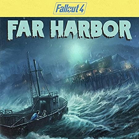 Fallout 4: Far Harbor - PS4 [Digital Code]