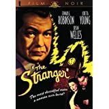 The Stranger (MGM Film Noir) ~ Orson Welles