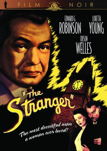 The Stranger 1946 Cover