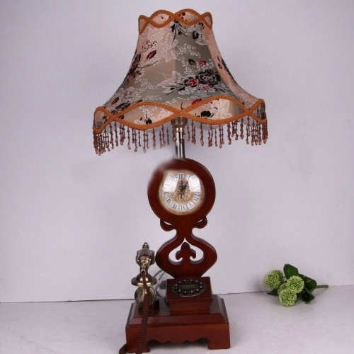 antique telephone antique phone old vintage telephone phones retro telephone The new European Style Archaize telephones table lamp clock fashion creative pastoral landline show caller ID solid wood