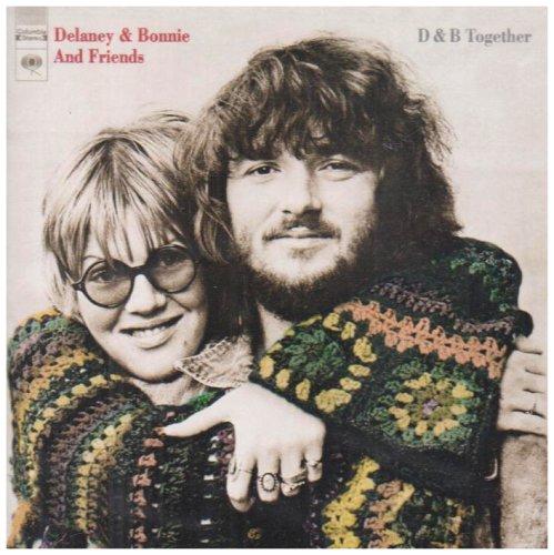 CD : Delaney & Bonnie & Friends - D & B Together (Bonus Track, Remastered)