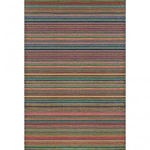 Indoor outdoor rug runner 2 5 39 x 8 39 mixed for Indoor outdoor runners rugs