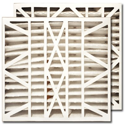 MERV 8 Replacement for White Rodgers FR 1600-100 Media Filter, 2-Pack