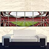 ARSENAL FC THE EMIRATES STADIUM EXTRA LARGE POSTER PRINT 26.5