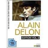 """Alain Delon Edition, Vol. 2 (Vier im roten Kreis / Der Chef / Monsieur Klein) [3 DVDs]von """"Alain Delon"""""""
