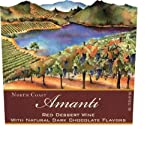 NV Lago di Merlo Amanti Chocolate Red Dessert Wine, Mendocino 750 mL