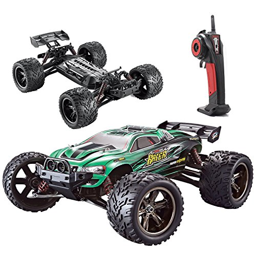 GPTOYS S912 Remote Control Truck Off-Road 1:12 Scale 2.4 GHz 2WD