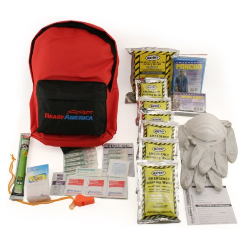 Ready-America-70180-Emergency-Kit-1-Person-Backpack