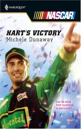 Hart's Victory (Harlequin Nascar), Michele Dunaway