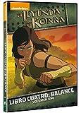 La Leyenda De Korra: Libro Cuatro: Balance - Volumen 1