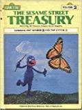 The Sesame Street Treasury: Featuring Jim Henson's Sesame Street Muppets, Vol. 2 Staring the number 2 and the Letter B