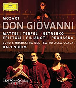 Don Giovanni: Teatro Alla Scala (Barenboim) [Blu-ray] from Deutsche Grammophon