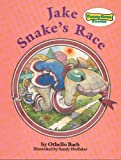 img - for Jake Snake's race (Funny bone poems) book / textbook / text book